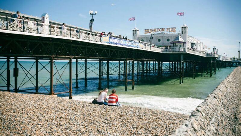 Corsi di inglese Kings Brighton Inghilterra